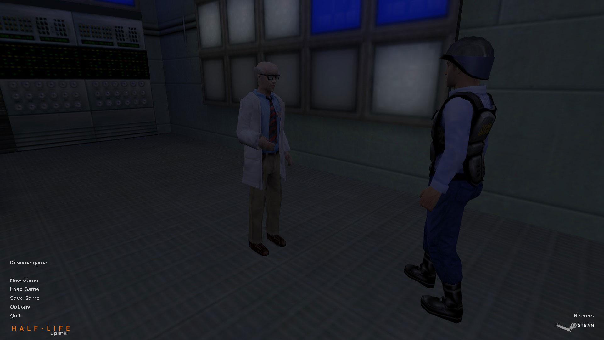 HL!UL!SL - Half-Life: Uplink for Steam